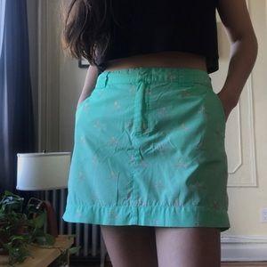 Vintage Pastel Lollipop Skirt